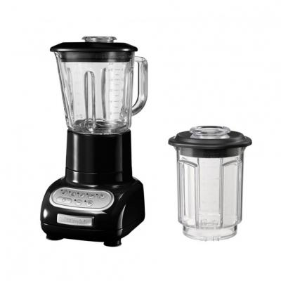 KitchenAid 5KSB5553EOB Artisan Blender Onyx Black 220 volts