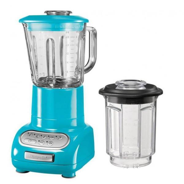 Kitchenaid 5ksb5553ecl Artisan Blender Crystal Blue 220