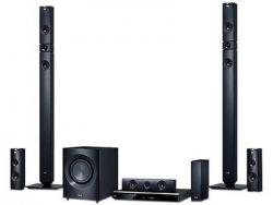 LG BH9431PW 9.1 Ch. 3D Blu-ray Theater System Smart TV Wireless Rear Speakers, Wi-Fi, 3D Sound FACTORY REFURBISHED FOR USA