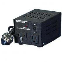 Seven Star TC100 Input: 110V -> Output: 220V, Input: 220V -> Output: 110V, 100 Watt Maximum Capacity Heavy-Duty Voltage Converter / Transformer