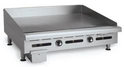 Imperial IMITG-72E 72� Thermostatically Controlled Electric Griddle Counter Top 220-240 Volt/ 50 Hz