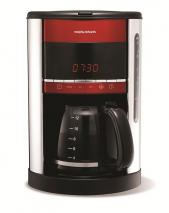 Morphy Richards 47089 Accents Digital Filter Coffee Maker 220 240 volts