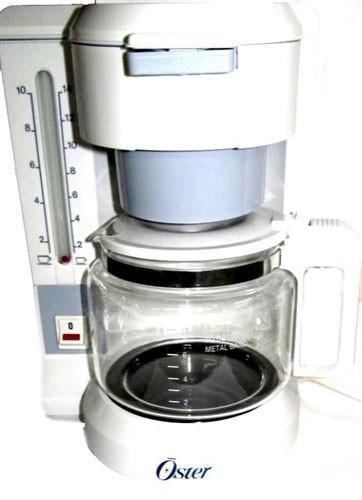 Oster Ocof Cm996 4 Cup Coffee Maker With Permanent Re
