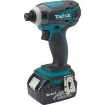Makita LXDT04220 18V Li-Ion Impact Driver Kit 220V