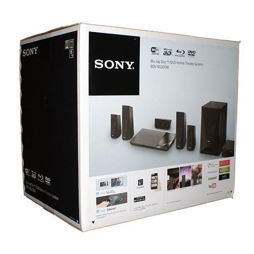 Sony Bdv N5200 Htc 5 1 Multi Zone All Region Code Free Dvd