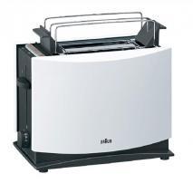 Braun HT450 1000W MultiToast 2 Slice Toaster 220 Volts