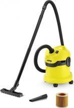 Karcher MV2-1629-7630 Wet & Dry Powerful Shop Vacuum Cleaner with 12 Litre Tank 1200w 220 240 volt
