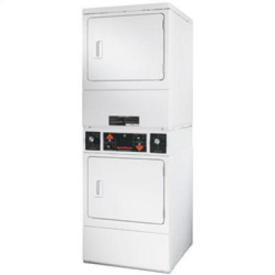 Speed Queen SSE807 Stack Dryer Push to start for 240/50/1-20 amp