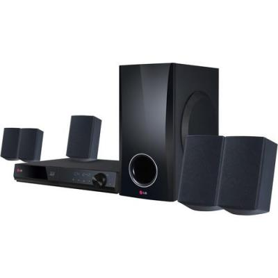 LG BH5140S 5.1-Channel 500W 3D Smart Blu-ray Home Theater System 110 volts FACTORY REFURBISHED (FOR USA)