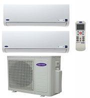 Carrier 38QCT24/ 42QCP12 Inverter Multi-split Air Conditioner 220-240 Volt /50 Hz,