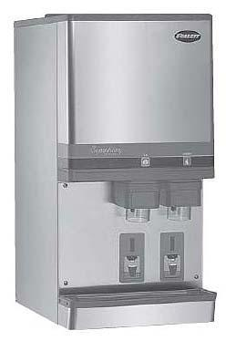 Follett FC12CI400A-L-Int Countertop ice maker with Lever Dispensing for 220V/60Hz and 230V/50Hz