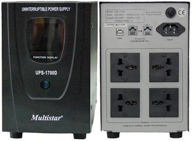UPS 1700D UPS System for 220-240 Volt/ 50-60 Hz