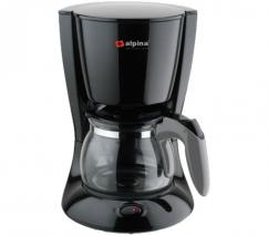 ALPINA SF-2800 Coffe maker 4-6 cups 220 volts 50hz  NOT FOR USA