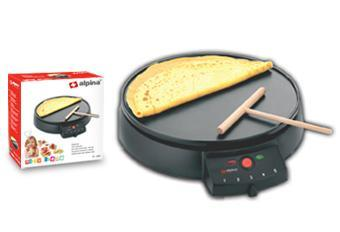 Alpina SF-2501 CREPE MAKER /DOSA MAKER 220V NOT FOR USA