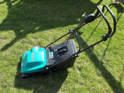 BOSCH ASM32 Electric Cylinder Mower 220-240 Volt/ 50-60 Hz