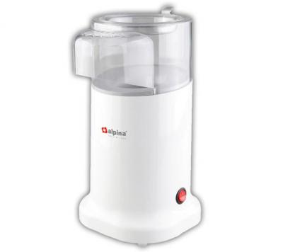 Alpina SF-2608 220-240 Volt 50 Hz Popcorn Maker NOT FOR USA