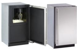 U-LINE 3045CLRS4 Stainless Steel Ice Maker With Pump 45 Cm Wide 220-240 Volt/ 50 Hz NOT FOR USA