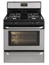Frigidaire by Electrolux FNG576CWSSB 220-240 Volt/ 50 Hz, 30 Self Cleaning Gas Range