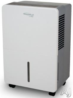 Soleus TDA30 30 Pint Capacity Dehumidifier with R-410A Refrigerant, 8.5 Pints Bucket Capacity, 3 Preset 110 volts
