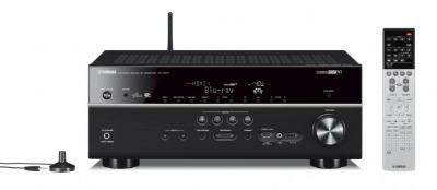 Yamaha RX-V677D 7.2 Channel Wi-Fi Network AV Receiver 110-220 volts