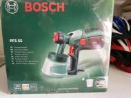 Bosch PSP260 220-240 Volt Spray Gun with Power Input 60 W,