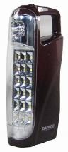 Daewoo DRL-1017S Rechargeable Emergency Light for 220-240 Volt/ 50/60 Hz