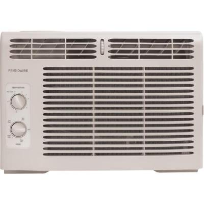 Frigidaire FRA122CV1R 12,000-BTU  Low Profile Compact Mini Room Window Air Conditioner w/Mechanical Controls  115V Factory refurbished (only for usa)