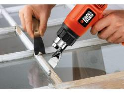 BLACK & DECKER KX1650 1750W Heat Gun 220 VOLTS 50 HZ