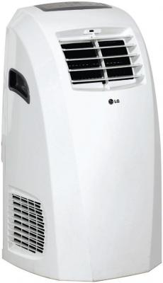 LG LP1015WNR 10,000 BTU Portable Air Conditioner with Auto Evaporation System / Remote FACTORY REFURBISHED (ONLY FOR USA )