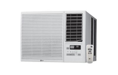 LG LW2415HR 23,500 BTU Window Air Conditioner with Heating Option and Remote FACTORY REFURBISHED