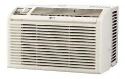 LG LW5015E 5,000 BTU Window Air Conditioner with Manual Control FACTORY REFURBISHED (ONLY FOR USA)
