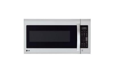 LG LMV2031ST 2.0 CU. FT. OVER THE RANGE MICROWAVE - STAINLESS STEEL FACTORY REFURBISHED (FOR USA )