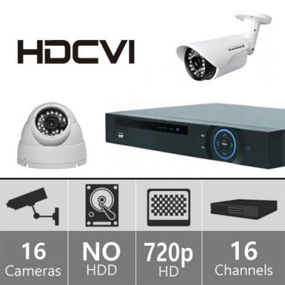 STM-160316M 16 Channel HD-CVI Security System