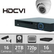 STM-160316D 16 Channel HD-CVI Security System
