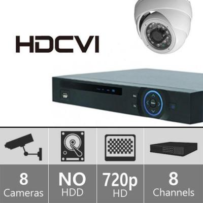 STM-800368D 8 Channel HD-CVI Security System