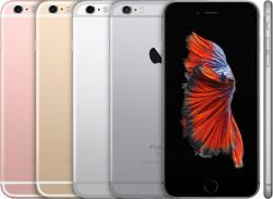 Apple iPhone 6s Plus A1687 4G Phone (128GB, Silver) Gsm Unlocked