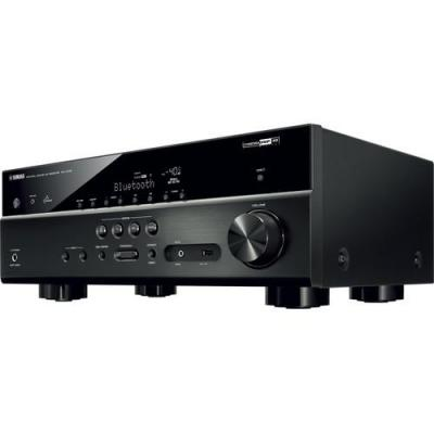 Yamaha RXV479D 5.1-Channel AV Receiver (Black) 110-220 volts