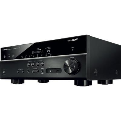 Yamaha RXV579BD 7.2-Channel AV Receiver (Black) 110-220 volts