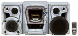 Panasonic SC-AK300 Compact Stereo System 220 volts