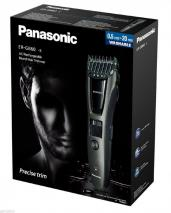 Panasonic ER-GB60-K Precision Beard & Hair Trimmer for Face and Hair (100-240v)