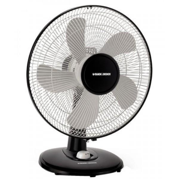 Black Decker Fd1610 3 Sd 16 Inch Desk Fan 220v Non Usa Compliant