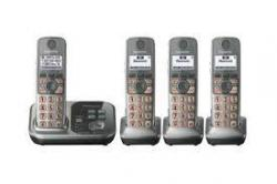 PANASONIC TG254 LINK-TO-CELL BLUETOOTH CELLULAR CONVERGENCE SOLUTION WITH 3 HANDSET
