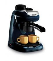 Delonghi EC7 4-Cup Cappuccino and Coffee Maker, Black for  220-Volts