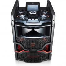 LG OM5541 X-Boom Cube 400W Bluetooth Speaker System for 110-220 Volts