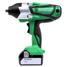 Hitachi WR18DSH 18V Cordless Impact Wrench 220-240 Volt/ 50-60 Hz,