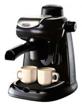 DeLonghi EC5 Steam-Driven 4-Cup Espresso and Coffee Maker, Black 220 VOLTS NOT FOR USA