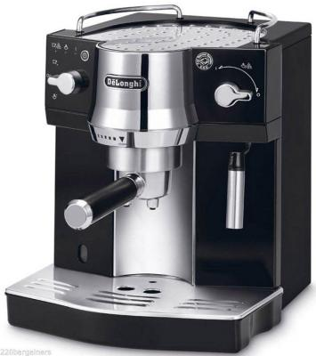 DeLonghi EC820 Espresso Cappuccino Maker 220V 240V for Europe/Asia  NOT FOR USA