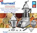 Sumeet Traditional Asia Kitchen Machine 110 V Mixer grinder Silver