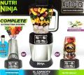 Nutri Ninja BL486 Blender Auto-IQ Complete Extraction System 1000W Professional for 110 Volts
