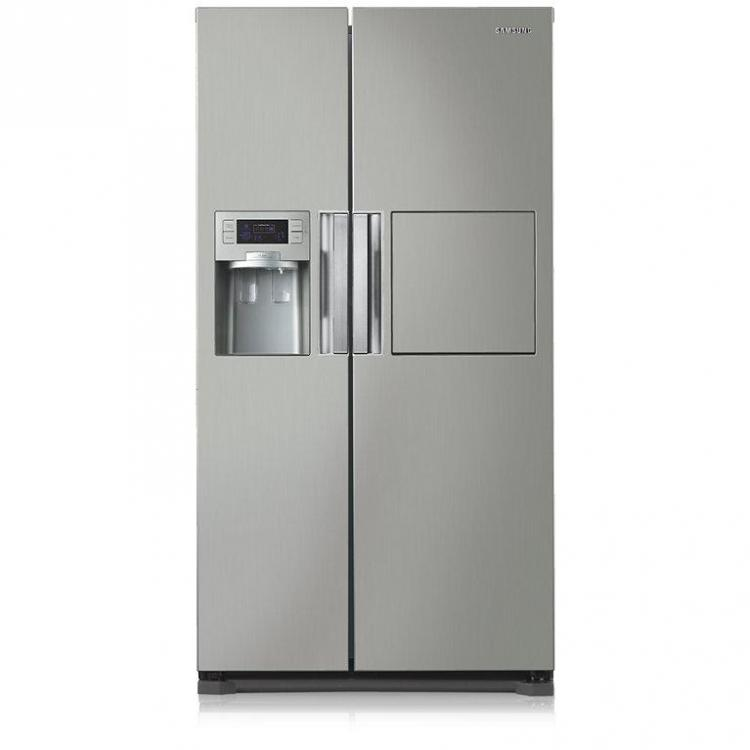 Samsung RSH7ZNPN1 Refrigerator Side by Side Frige with Bar and Water  Dispenser 515L Silver 220-240 volts